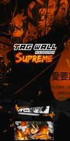Tagwall #9 : Reborn by SupremeGraphTeam