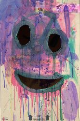 Happy Face by Crigger