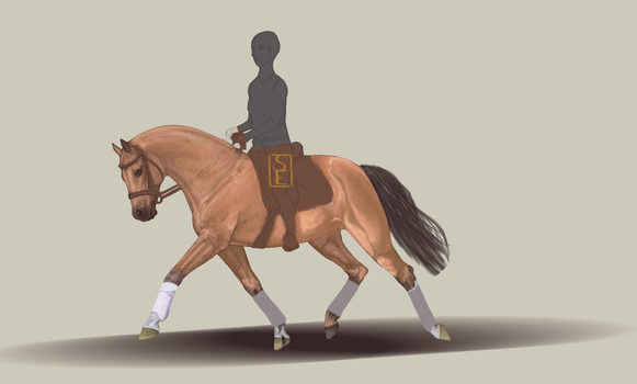 German Riding by SunshineElite