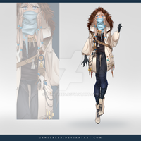(CLOSED) Adoptable Outfit Auction 249 by JawitReen