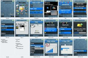 Cechas w810i theme 2 by Cechas