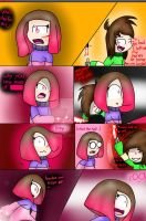 Chara vs Betty pt.4 by SuhaiCo