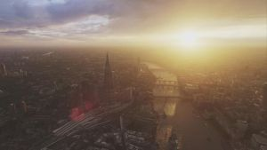City Morning: Video Live wallpaper by Nakamoto0