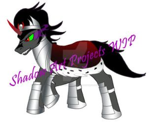 King Sombra preview by Shadow-of-the-Wolf