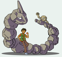 Gym Leader Brock