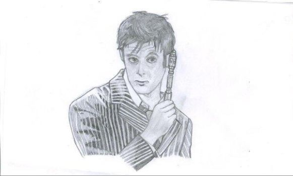 Who is the Doctor? by David-Tennant-Fans