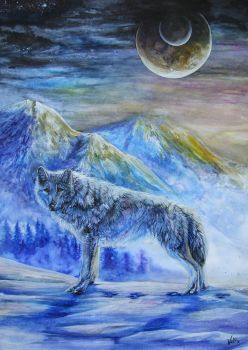 New moon FOR SALE by WolfRoad
