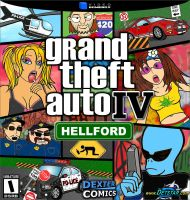 Grand Theft Auto Hellford Box by detstar