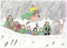 The Fellowship by EmperorNortonII