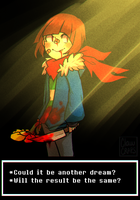 Undertale- Chara ''Voices from the underground'' by ShounenRaccoon