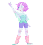 Pixel Pearl by Pois0nJoy