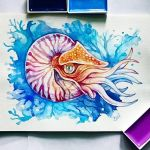 Instaart - Nautilus by Candra