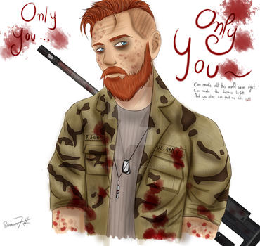 ONLY YOU  - Jacob Seed by TrashRaccoon