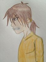 Full Human Stephano -without headdress- by Alivoir