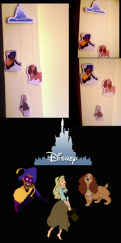 Disney Mobile by Trounced