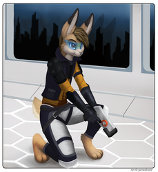 Imperial Agent by jamesfoxbr