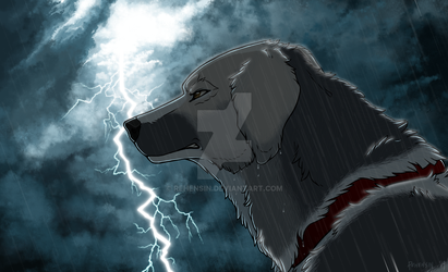 Rolling Thunder by Rehensin