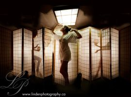 Shadow Dance by lindenphotography