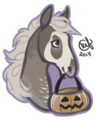 Happy Halloween! by daughterofthestars