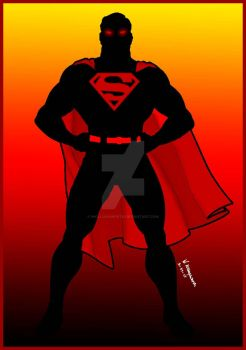 The Man of Steel  by wkillingsworth
