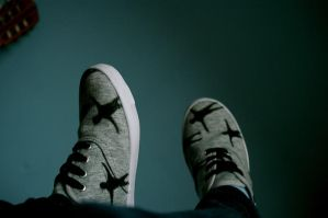 Absolution: The shoes by Tomorrowed