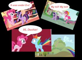 Pinkie is The Onw Pt.2 Pg.2 by Declen76