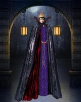 The Evil Queen....Commanding Presence  by countess1897