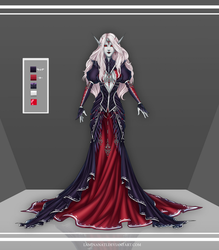 Adoptable Outfit Auction 62(closed) by LaminaNati