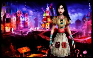 The Dollhouse by jagged66