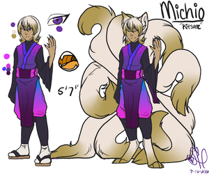 Michio Human Beast by Shadow0Haven