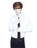 Luhan PNG by PhotoPOP-K