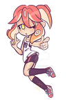 Raze the Octoling