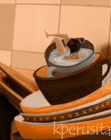Cup of tea... by kperusita