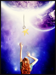 Reaching for a star by ThErEaLDoLLyFrikka