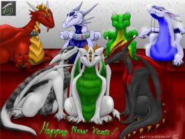 Happy new year 2010 by WeisswindDragon