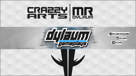 mr Dylaum by Crazzy-Arts