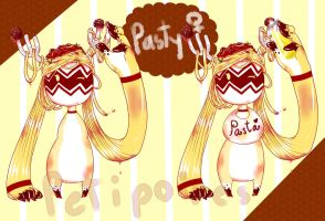 Pasty - [Petipoires MYO] by TIWWYNEO