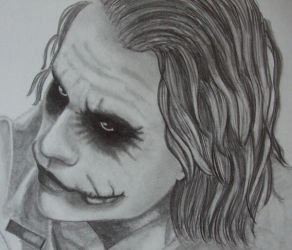 'Introduce a little anarchy' by AngelasPortraits
