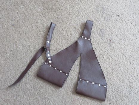 Sword Holder by Nerds-and-Corsets