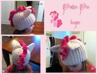 Pinkie Pie toque by Bee047