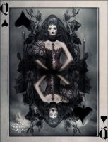 Queen of Spades by WhiteMiceAndSherbet