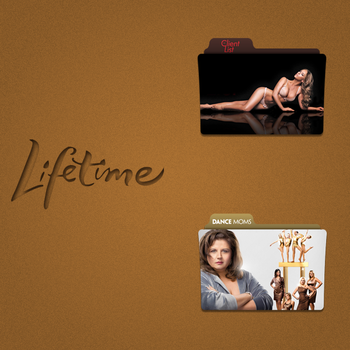 Lifetime Folder Icon Pack by Kliesen