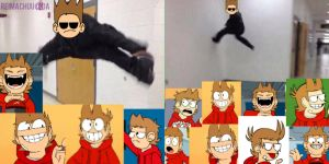 When Tord is the floor by Rubii-Quartz