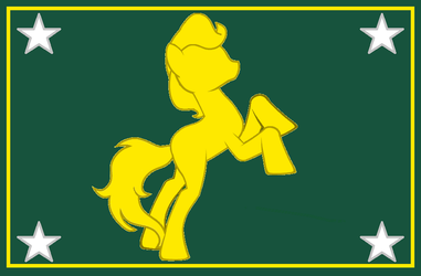 The Royal Flag of Mareheim by HewyToonmore