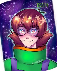 hbd pidge!! by Space-Marshmallow