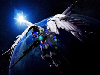 Wing ZERO by bowseganonlink