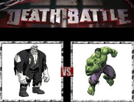 Request #134 Grundy vs Hulk by LukeAlanBundesen