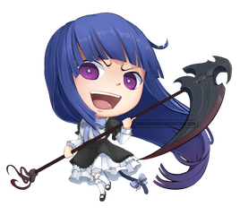 Commission 5 - Bernkastel by HowlingNeko