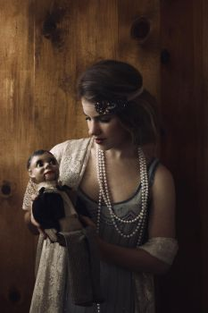 Madonna and Child by SkylerBrown