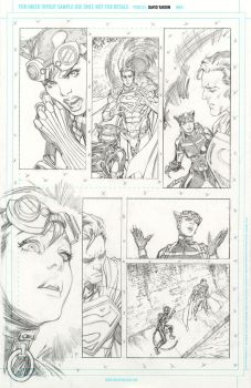 Hi-Res Pencils for inkers Injustice 17 page 7 by davidyardin